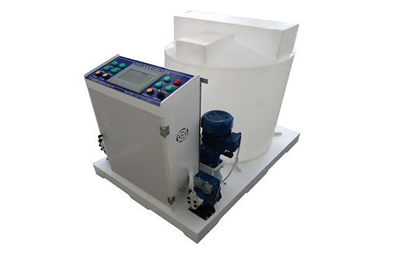 Automatic dosing device