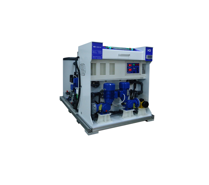 Salt water electrolysis sodium hypochlorite water disinfection equipment